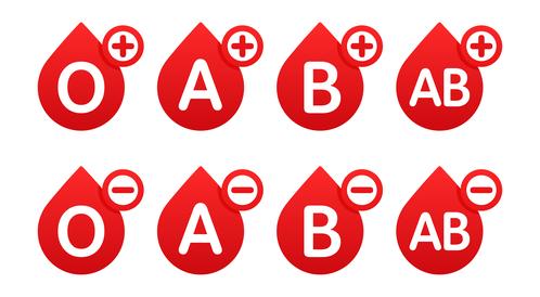 خرافات حول فصائل الدم