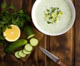 شوربة الخيار: وصفات ونصائح غذائية