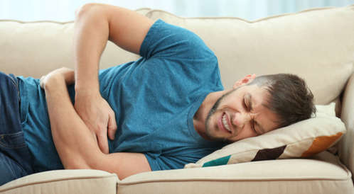 علاج المغص الشديد