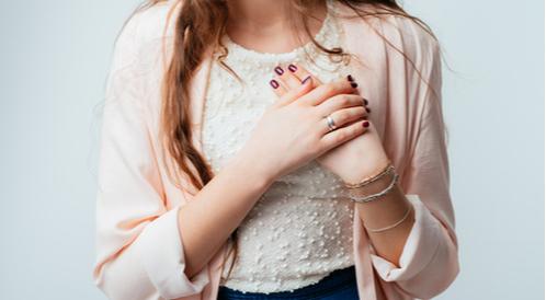 علاج الفطريات الجلدية تحت الثدي