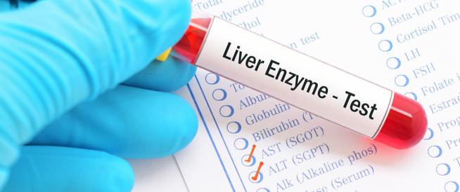 تعرف على إنزيمات الكبد الطبيعية ويب طب