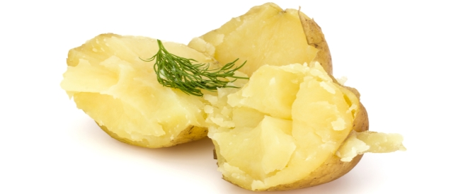 السعرات الحرارية في البطاطس المسلوقة ويب طب