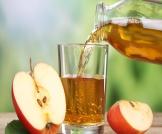 عصير التفاح للإسهال
