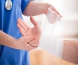 علاج الجروح العميقة