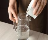 طريقة استخدام بذور الشيا للإمساك