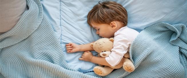 قيلولة الطفل بعمر السنتين: معلومات تهمك