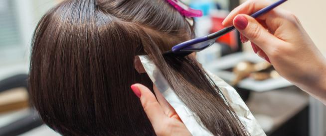 معلومات تهمك عن حساسية صبغة الشعر