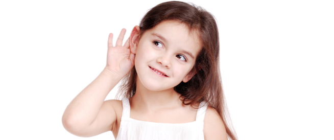درجات ضعف السمع عند الأطفال