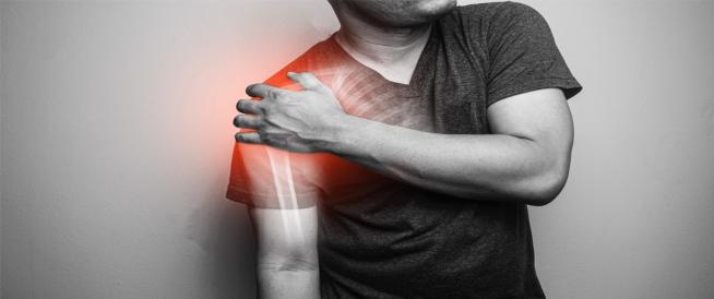 التهاب مفصل الكتف عند كبار السن