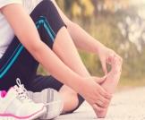 علاج طبيعي لمفصل القدم