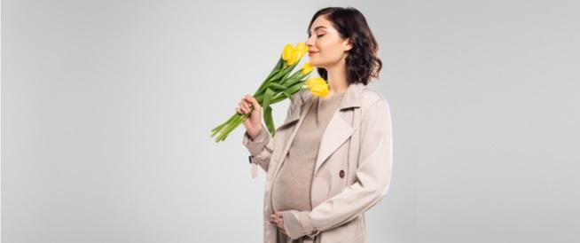 تأثير الروائح على الجنين
