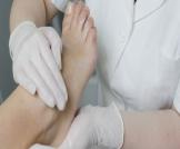 علاج تقرحات القدم السكري