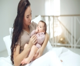 مدة النفاس بعد الولادة القيصرية
