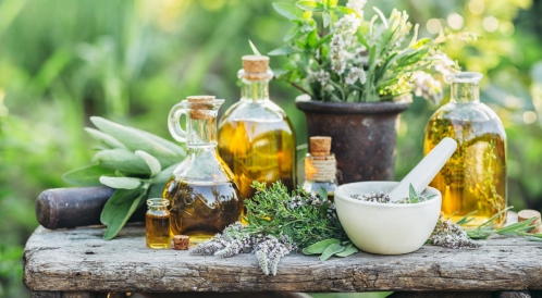 علاج القدم السكري بالأعشاب