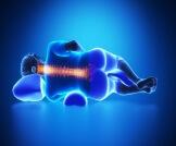 طريقة النوم الصحيحة للظهر
