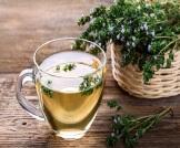 فوائد شاي الزعتر للنساء