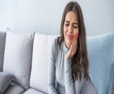 تمارين لعلاج طقطقة الفك