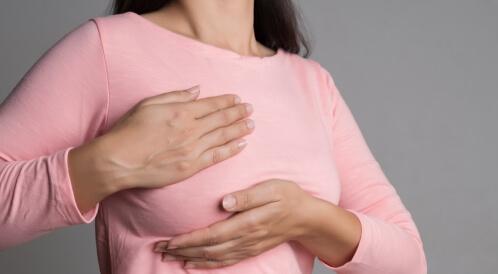 ألم الثدي عند المرضع