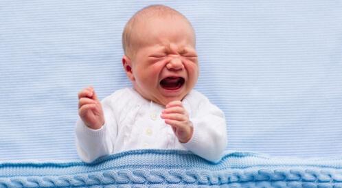 ضربة رأس الرضيع