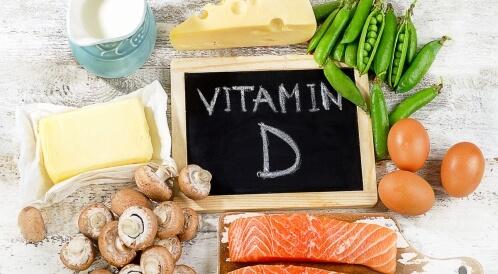 فيتامين د قبل الحمل