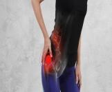 أسباب ألم عضلات المؤخرة