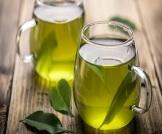 فوائد الشاي الأخضر قبل النوم