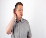 ضمور العصب السمعي