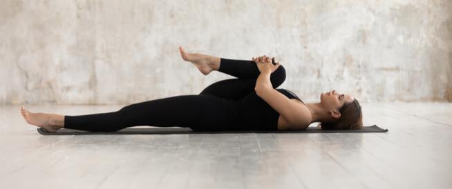 تمارين الشد العضلي في الظهر