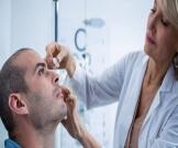 علاج حروق العين