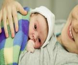 تغيرات الجسم بعد الولادة