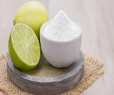 فوائد بيكربونات الصوديوم مع الليمون