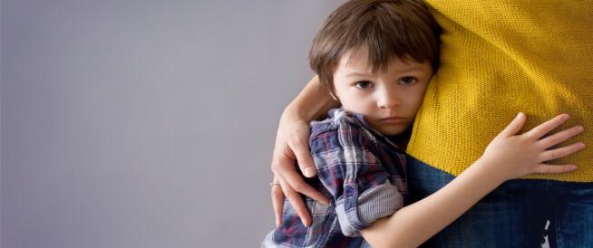 علاج القلق عند الأطفال