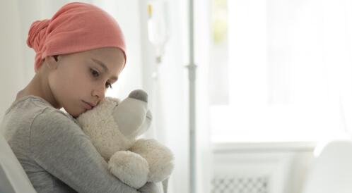 أنواع سرطان الدم عند الأطفال