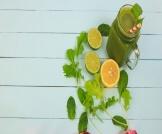 فوائد عصير الكيوي والجرجير