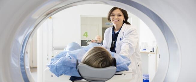 أضرار أشعة الرنين المغناطيسي على الحامل