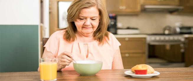 علاج سوء التغذية للكبار