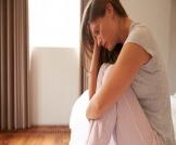 الاكتئاب بعد الدورة الشهرية