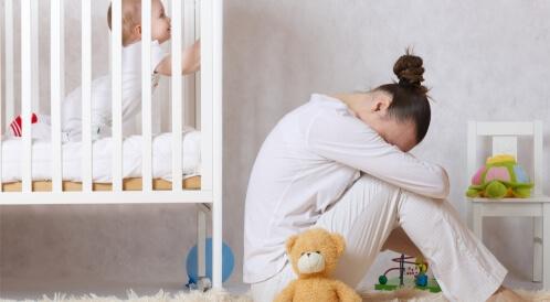 علاج اكتئاب ما بعد الولادة القيصرية