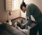 اضطراب النوم عند الرضع
