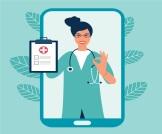 خدمات توفرها العيادات الالكترونية للطبيب