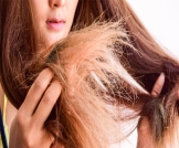 خلطة لترطيب الشعر الجاف جدًا