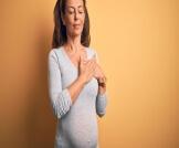أعراض مرض القلب أثناء الحمل