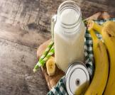 فوائد الحليب والموز قبل النوم