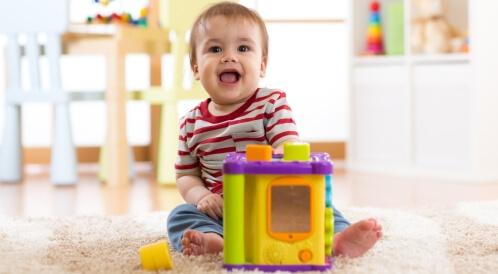 تطورات الطفل في الشهر السابع
