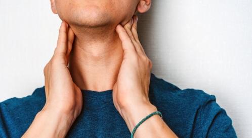 علاج التهاب الغدد اللمفاوية تحت الفك