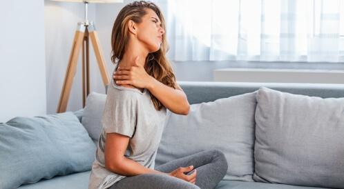 علاج التهاب أعصاب اليد والرقبة