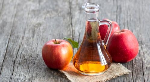 فوائد خل التفاح للحساسية الجلدية