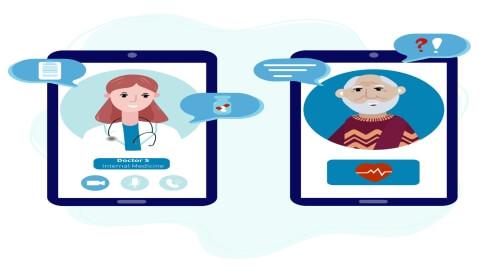 أنواع التكنولوجيا المستخدمة في الرعاية