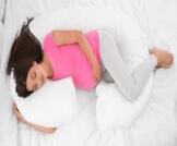 وضعيات النوم للحامل