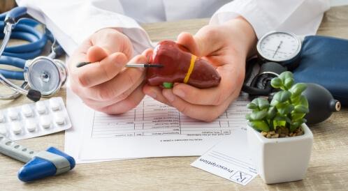 علاج سرطان الكبد المتقدم
